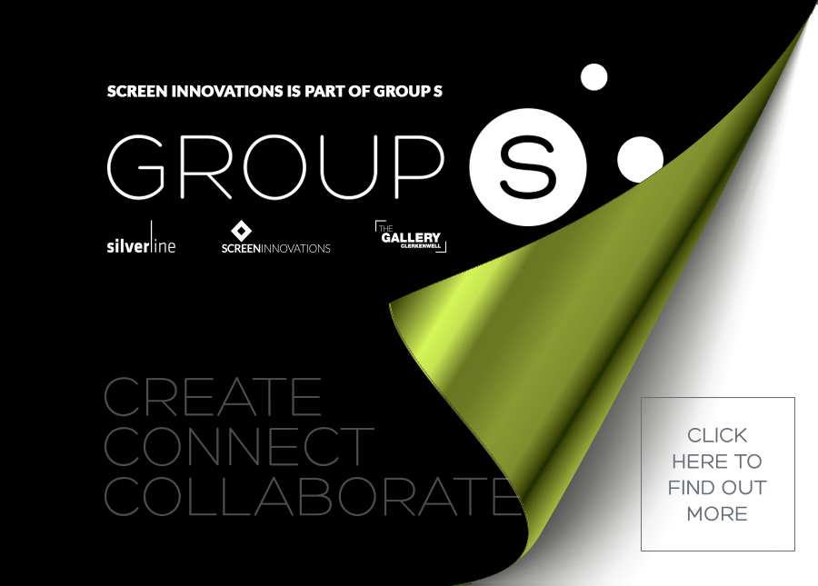 Screen Innovations is part of Group S